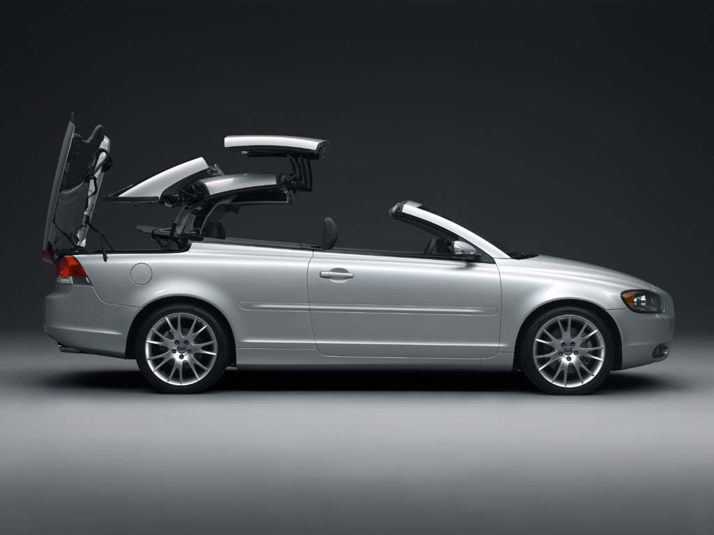 Volvo C L on 1999 Volvo C70 Convertible