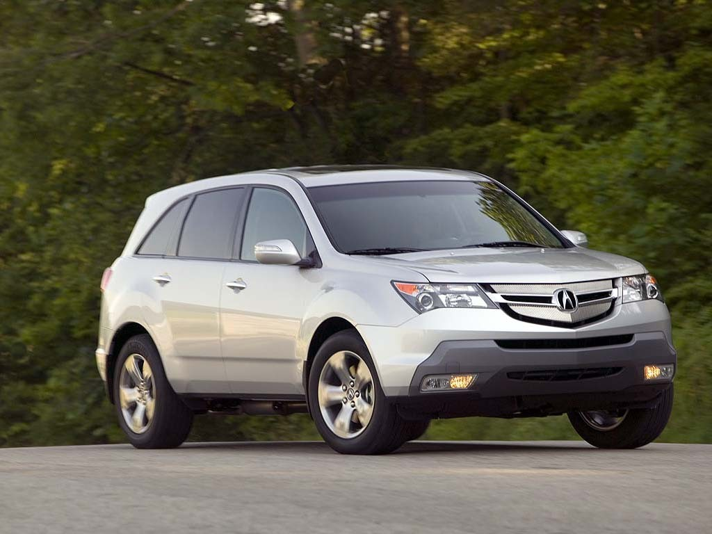 2007 Acura MDX Pictures/Photos Gallery - MotorAuthority