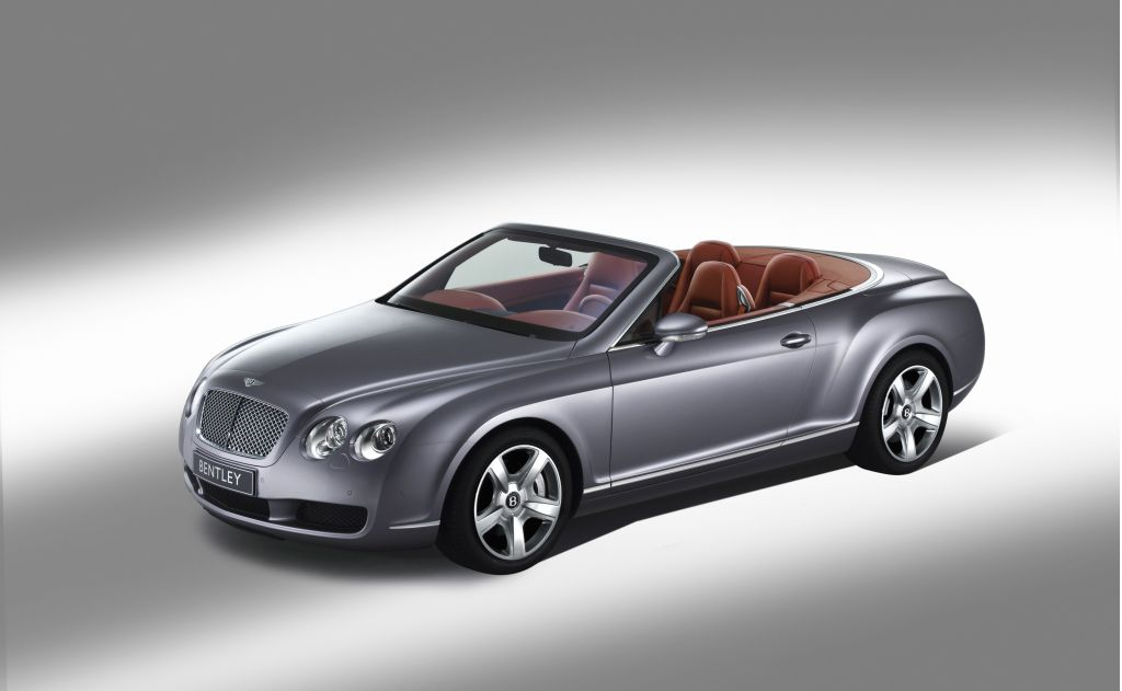 Bentley Continental Gt Convertible L on 2005 Bentley Continental Gt Review