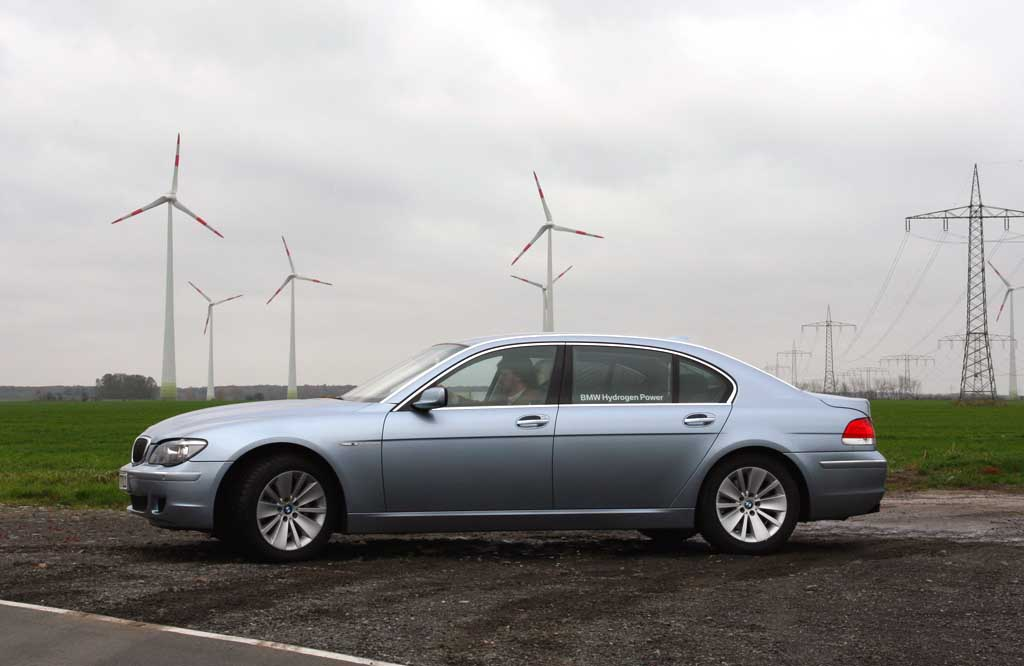 Image: 2007 BMW Hydrogen 7, size: 1024 x 666, type: gif, posted on: November 12, 2006, 9:56 pm ...