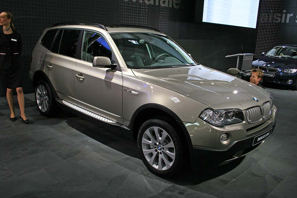 2007 bmw x3 pictures photos gallery motorauthority. Black Bedroom Furniture Sets. Home Design Ideas