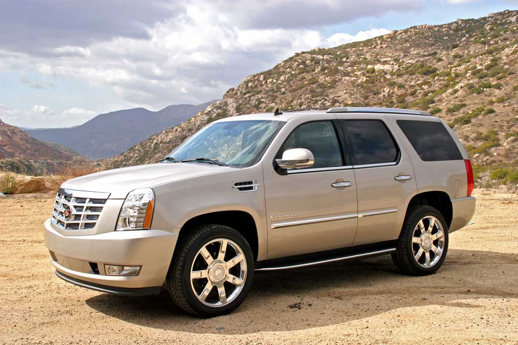 2007 cadillac escalade pictures photos gallery the car connection. Black Bedroom Furniture Sets. Home Design Ideas