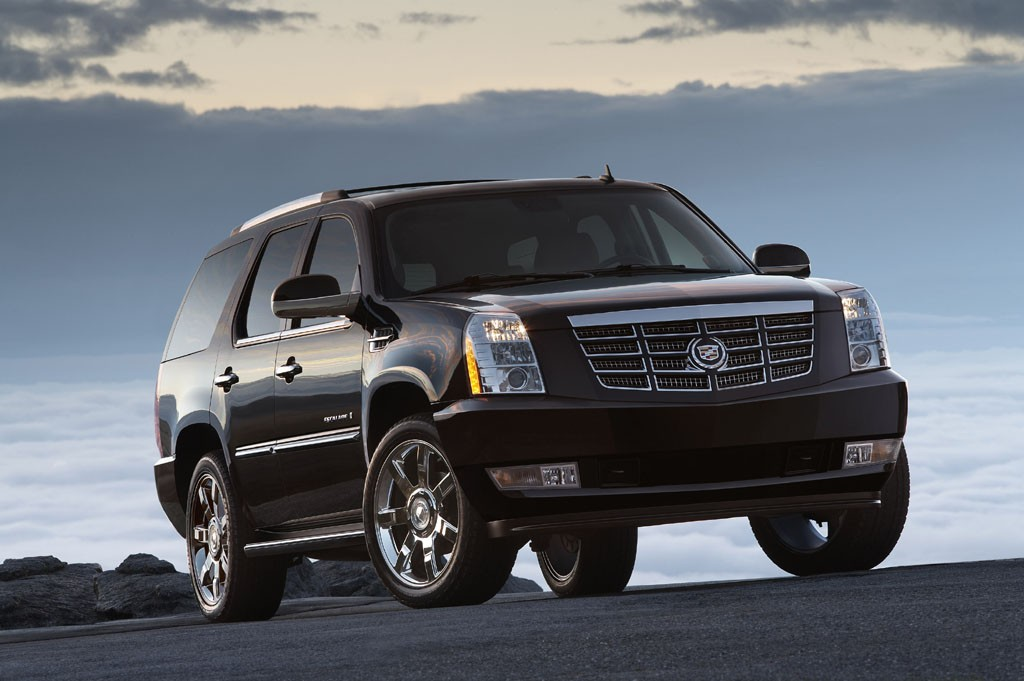 2007 cadillac escalade pictures photos gallery green car reports. Black Bedroom Furniture Sets. Home Design Ideas