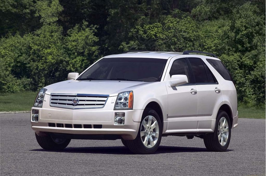 2007 Cadillac Srx Pictures Photos Gallery The Car Connection