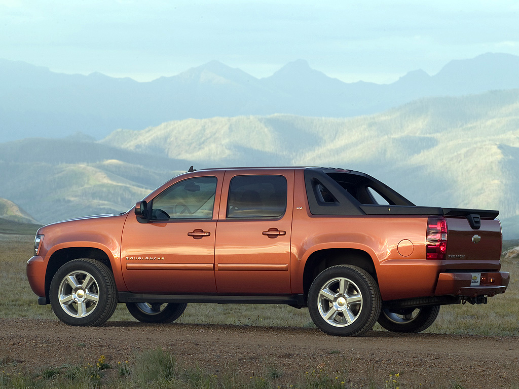 2007 chevrolet avalanche chevy pictures photos gallery. Black Bedroom Furniture Sets. Home Design Ideas