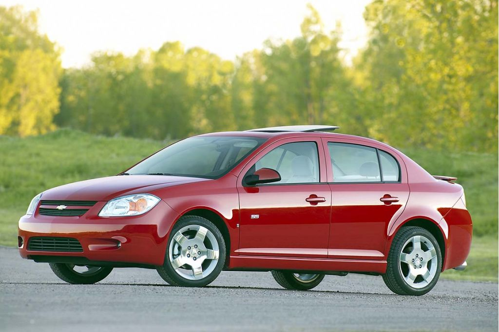 2007 Chevrolet Cobalt Chevy Pictures Photos Gallery