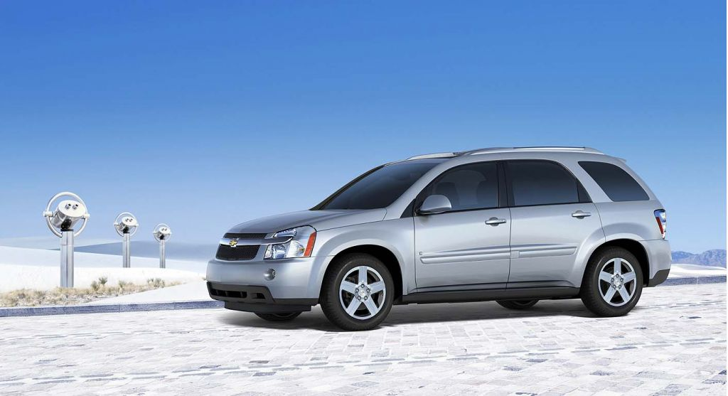 2007 Chevrolet Equinox Chevy Pictures Photos Gallery