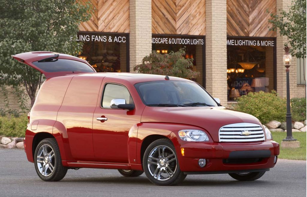 2007 chevrolet hhr chevy pictures photos gallery green car reports. Black Bedroom Furniture Sets. Home Design Ideas
