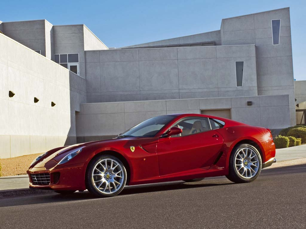 2007 ferrari 599 gtb fiorano pictures photos gallery. Black Bedroom Furniture Sets. Home Design Ideas
