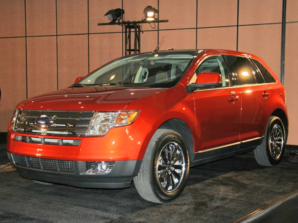 2007 ford edge pictures photos gallery motorauthority. Black Bedroom Furniture Sets. Home Design Ideas