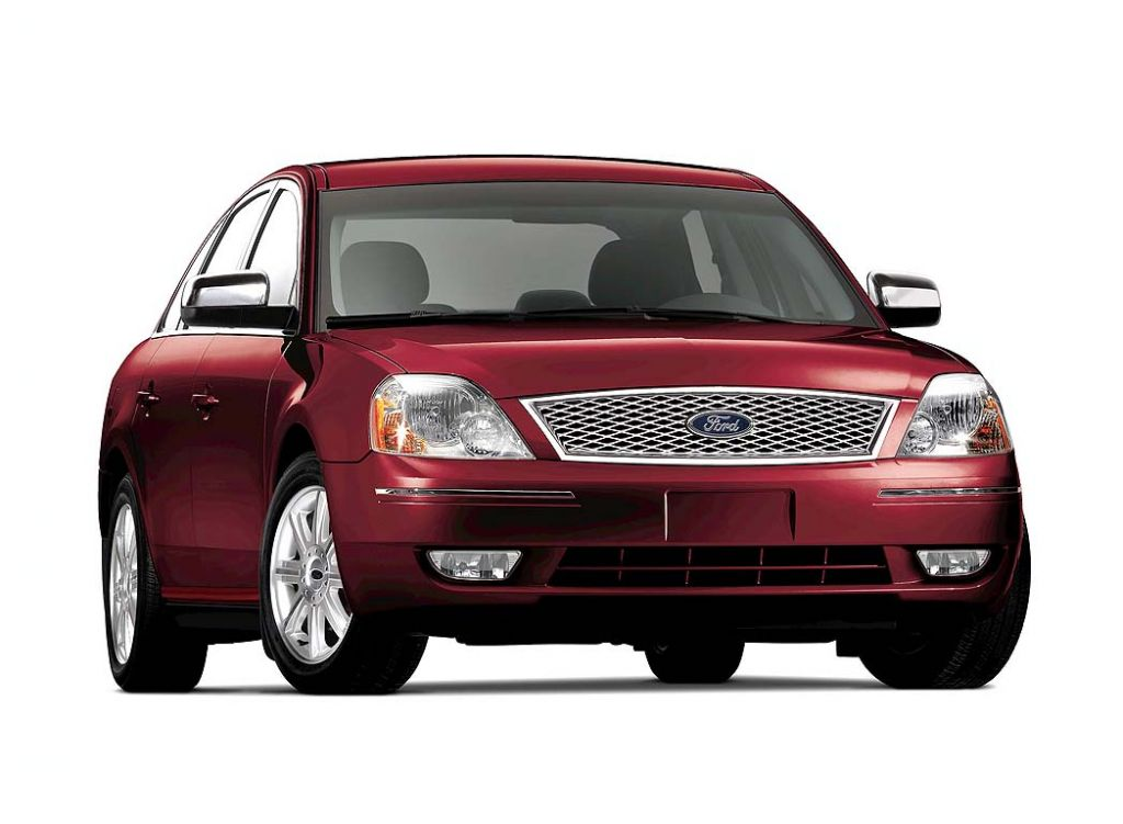 Ford Five Hundred L on 2005 Ford Five Hundred Limited