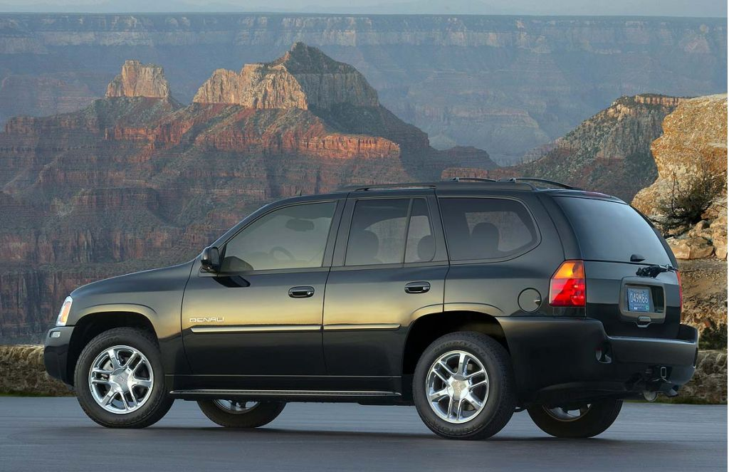 image 2007 gmc envoy denali size 1024 x 663 type gif. Black Bedroom Furniture Sets. Home Design Ideas