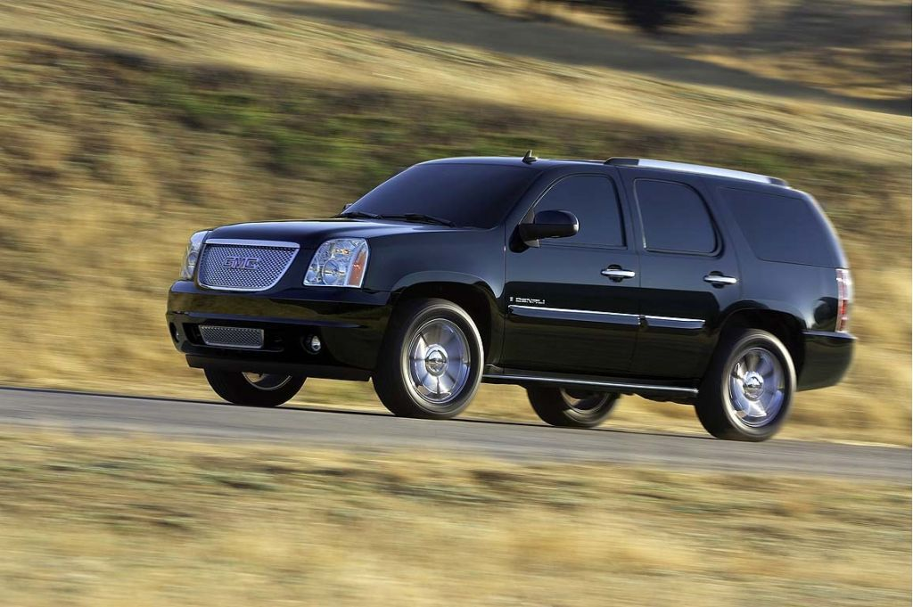 2007 gmc yukon denali pictures photos gallery the car. Black Bedroom Furniture Sets. Home Design Ideas