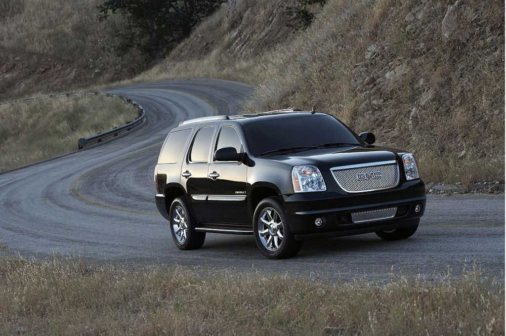 2007 gmc yukon denali pictures photos gallery motorauthority. Black Bedroom Furniture Sets. Home Design Ideas
