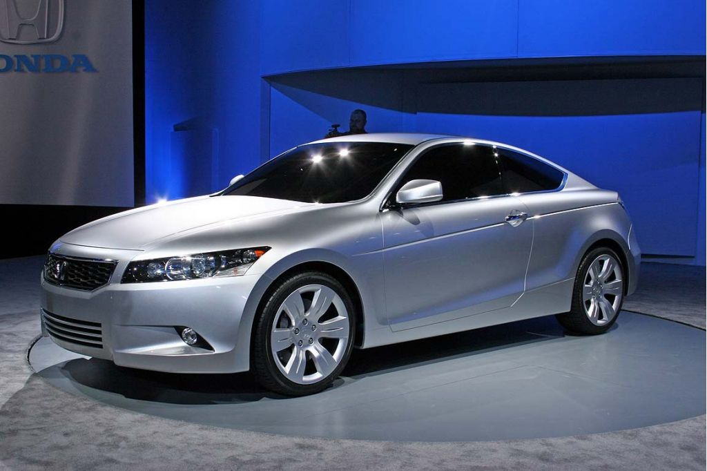2007 Honda Accord Coupe Pictures Photos Gallery