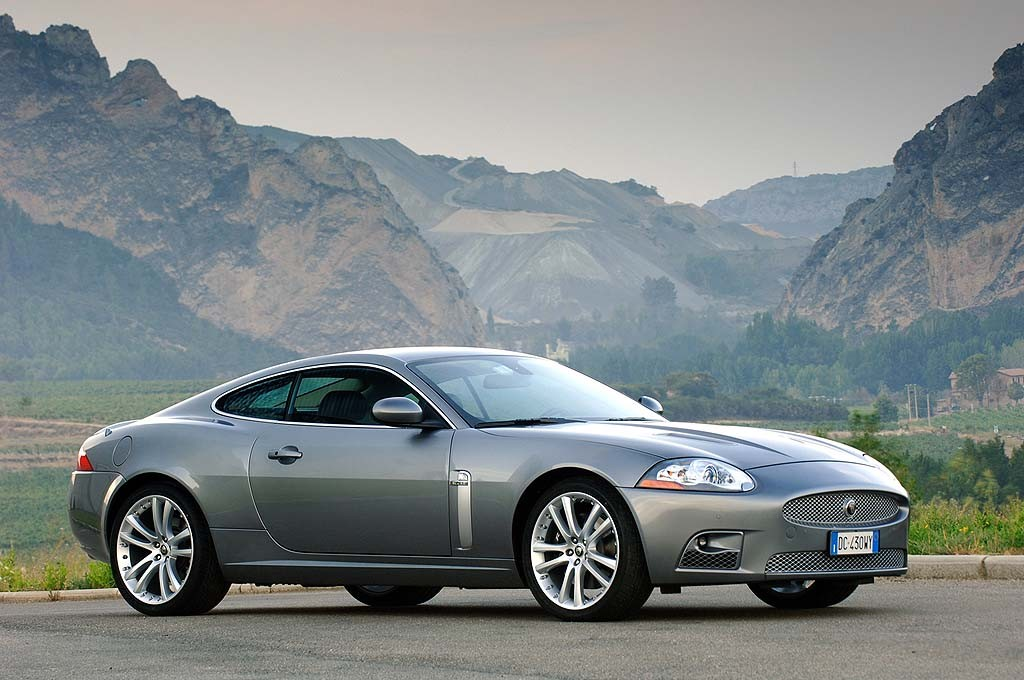 2007 Jaguar Xk Pictures Photos Gallery Motorauthority
