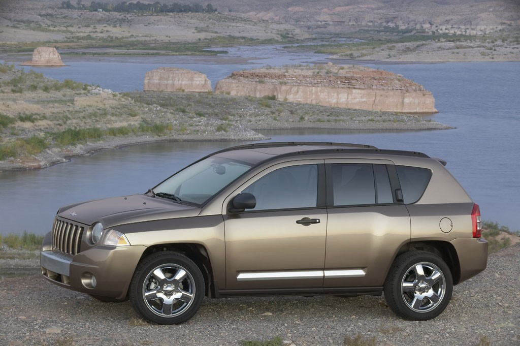 Jeep Compass Patriot Dodge Caliber Get Extended