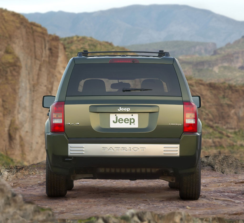 Used 2009 Jeep Patriot: 2007 Jeep Patriot Pictures/Photos Gallery