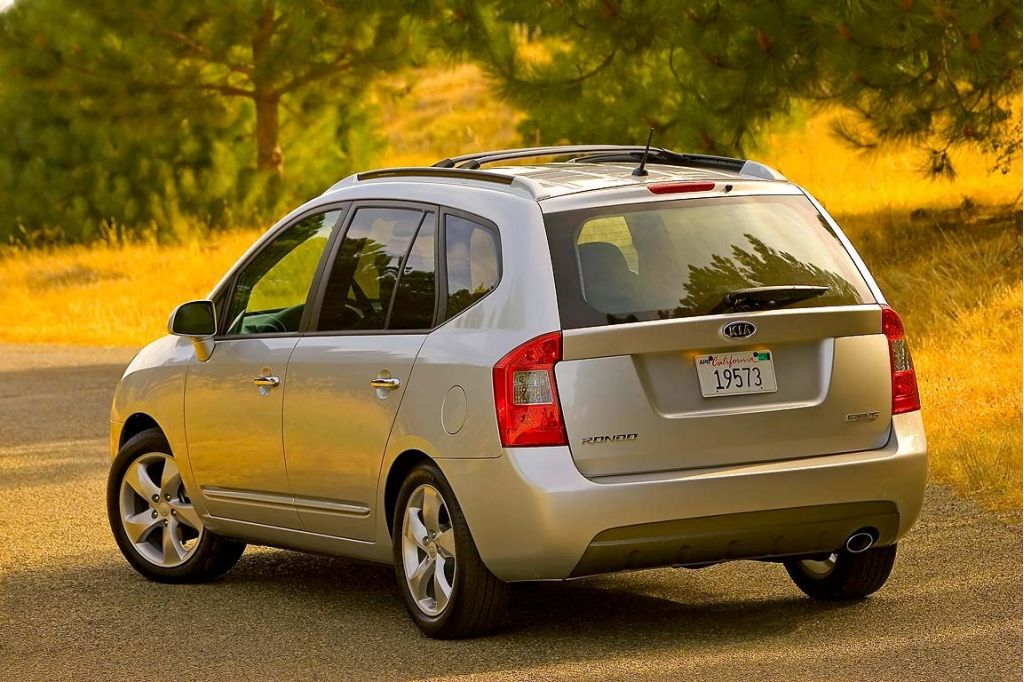 2007 Kia Rondo Pictures Photos Gallery Motorauthority