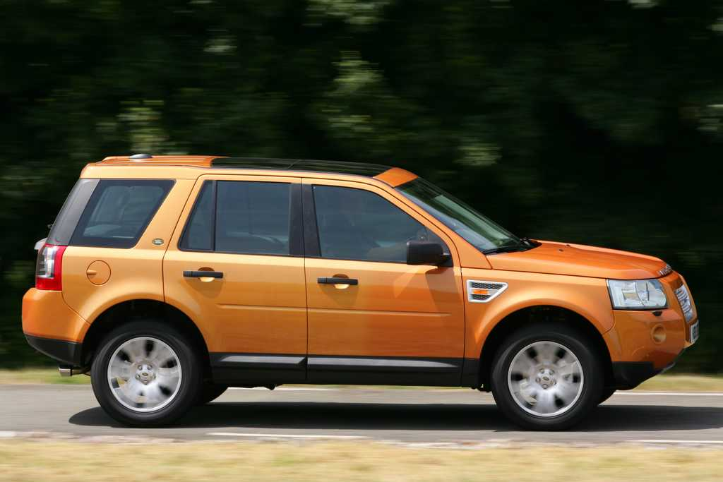 2007 Land Rover Range Rover Reviews Specs And Prices