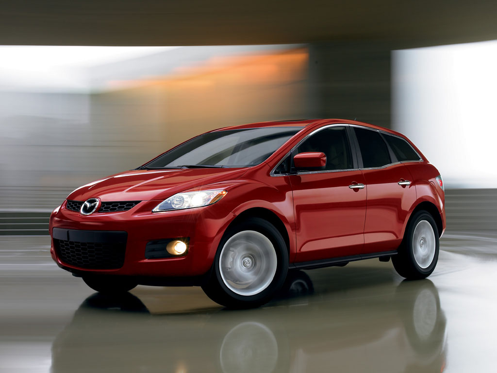 2007 Mazda Cx-7 Pictures  Photos Gallery
