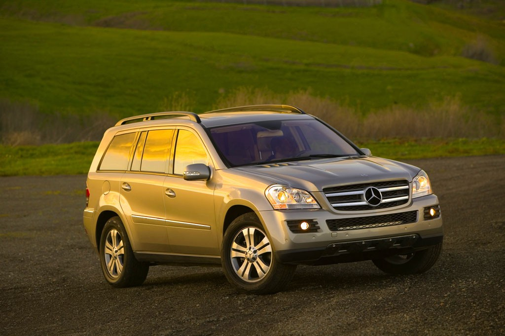 2007 mercedes benz gl class pictures photos gallery for 2007 mercedes benz gl class gl450 price