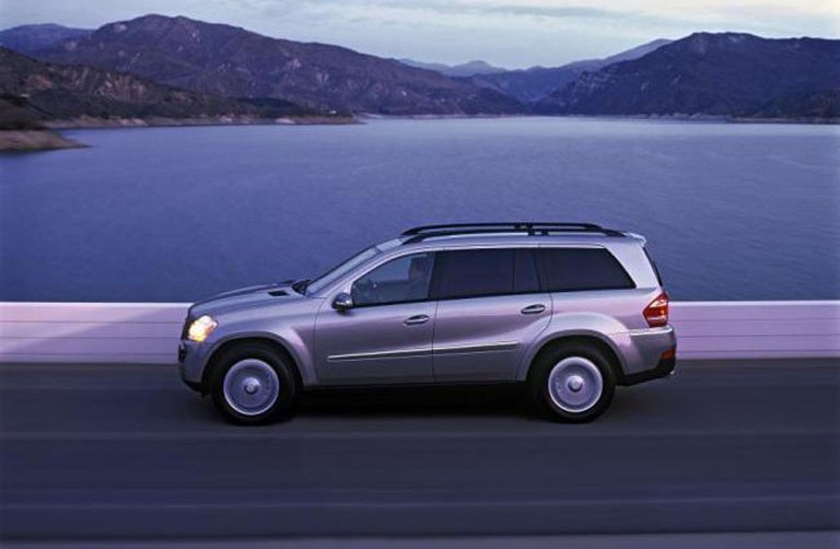 2007 Mercedes Benz Gl Class Pictures Photos Gallery The