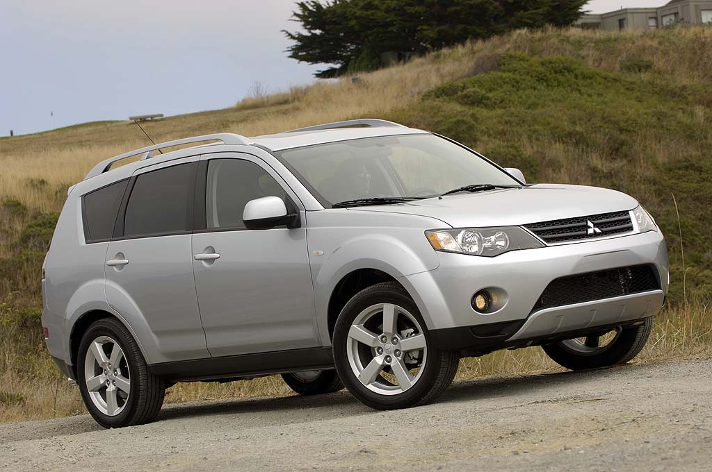 2007 Mitsubishi Outlander Pictures/Photos Gallery - MotorAuthority