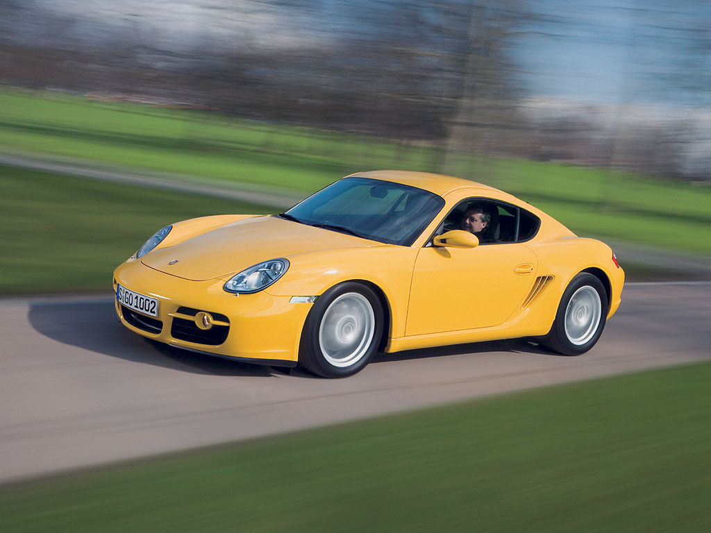 2007 Porsche Cayman Pictures Photos Gallery Motorauthority