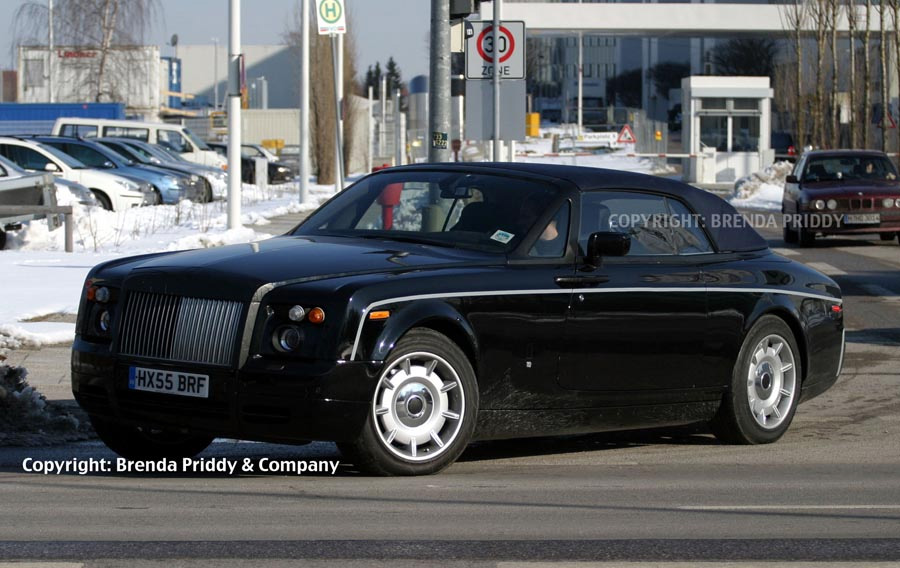 2007 Rolls Royce Corniche PicturesPhotos Gallery The