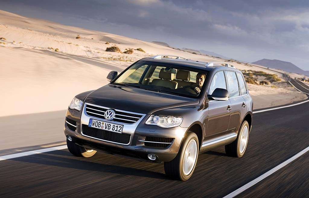 2008 volkswagen touareg vw pictures photos gallery. Black Bedroom Furniture Sets. Home Design Ideas