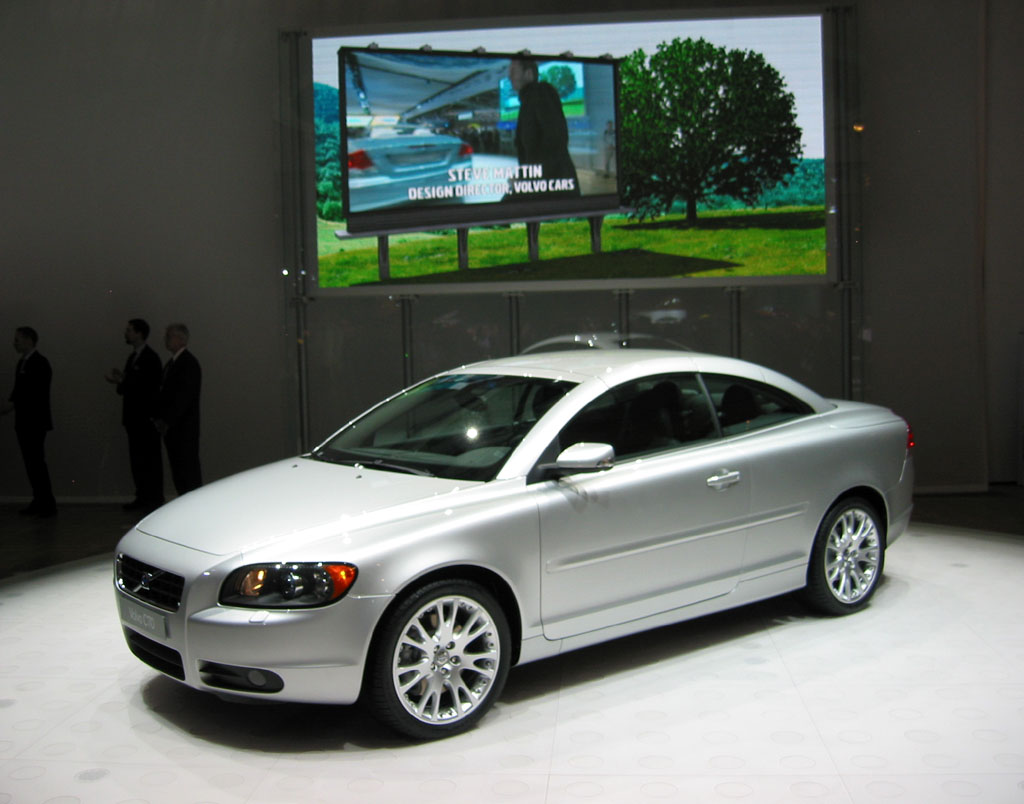 2007 Volvo C70 Pictures/Photos Gallery - MotorAuthority