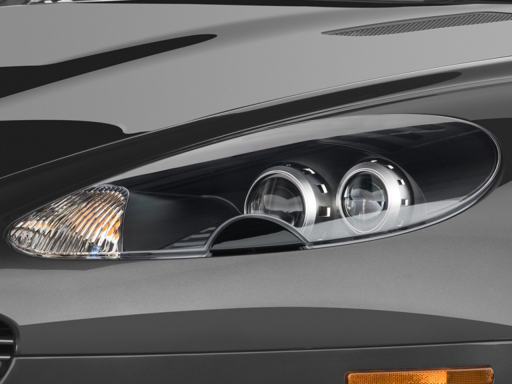 Image 2008 Aston Martin Db9 2 Door Coupe Auto Headlight