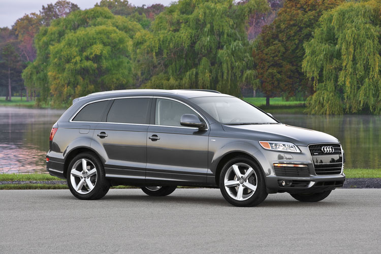 2008 Audi Q7 Pictures Photos Gallery Motorauthority
