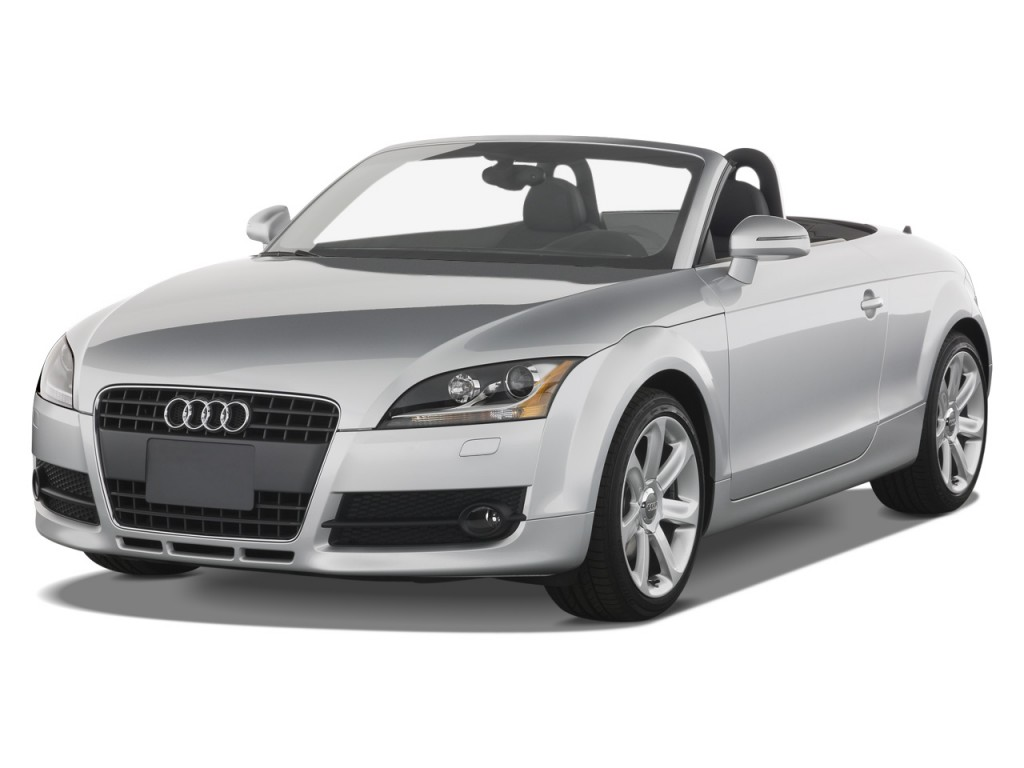 image 2008 audi tt 2 door roadster auto 2 0t fronttrak angular front exterior view size 1024. Black Bedroom Furniture Sets. Home Design Ideas