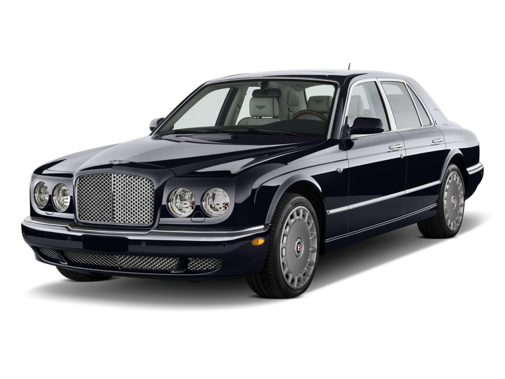 2008 Bentley Arnage Pictures Photos Gallery Green Car
