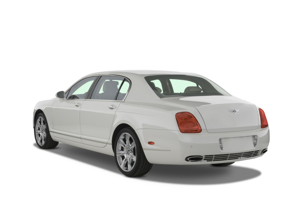 2008 Bentley Continental Flying Spur Pictures Photos