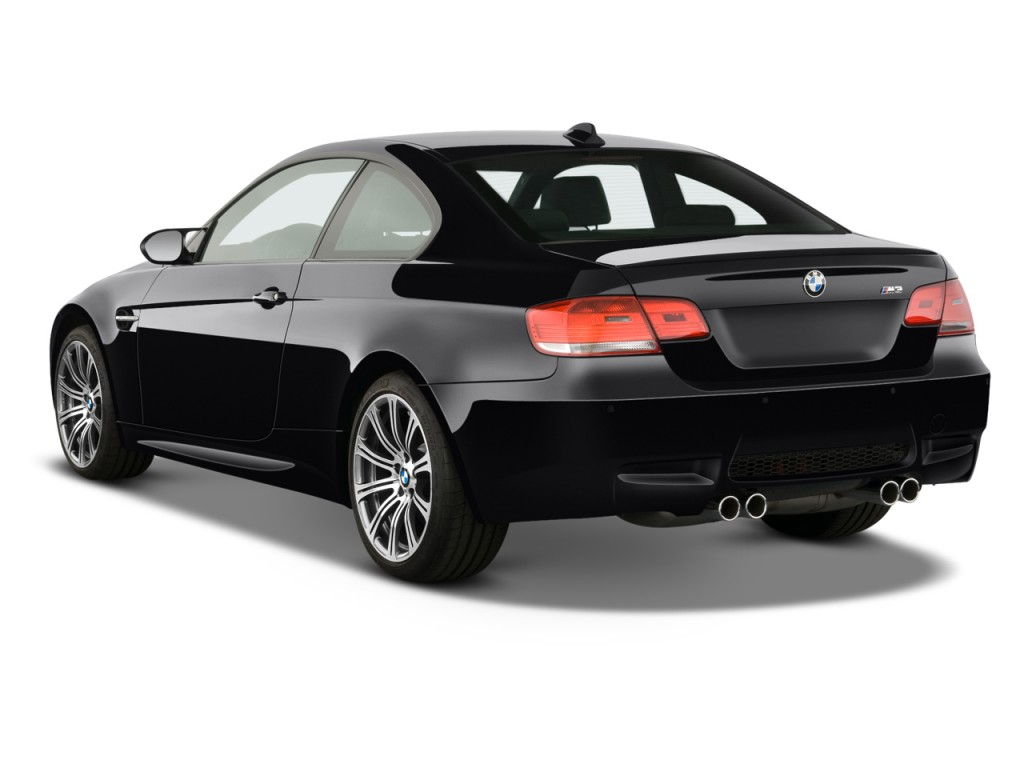 image 2008 bmw 3 series 2 door coupe m3 angular rear. Black Bedroom Furniture Sets. Home Design Ideas