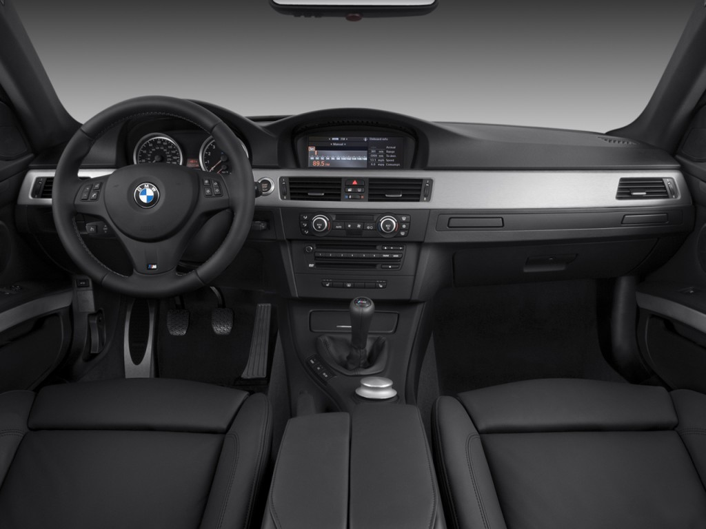 Image 2008 Bmw 3 Series 2 Door Coupe M3 Dashboard Size
