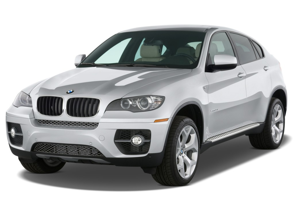 Image 2008 Bmw X6 Series Awd 4 Door Xdrive35i Angular