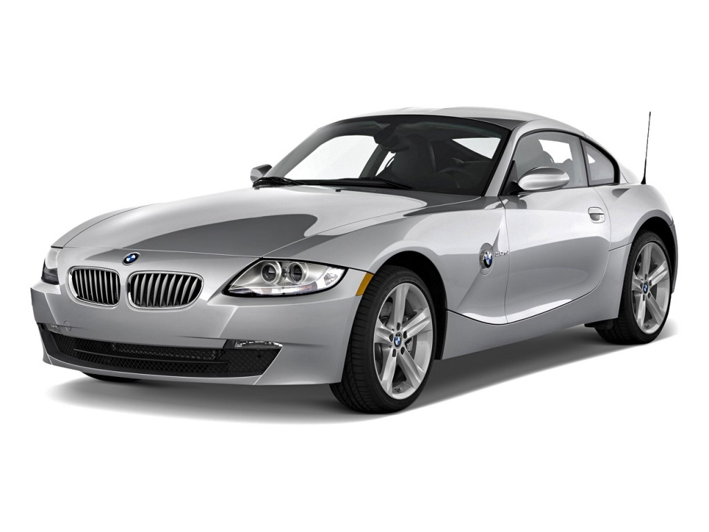 2008 Bmw Z4 Series 2 Door Coupe 3 0si Angular Front