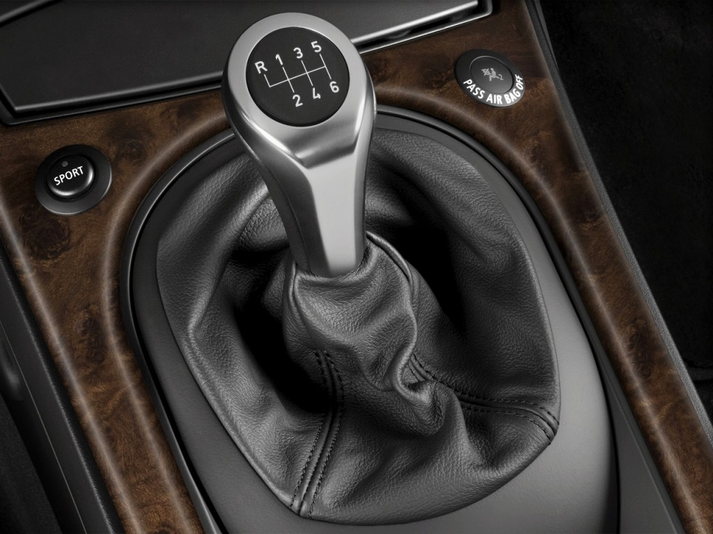 Image 2008 Bmw Z4 Series 2 Door Coupe 3 0si Gear Shift Size 1024 X 768 Type Gif Posted On