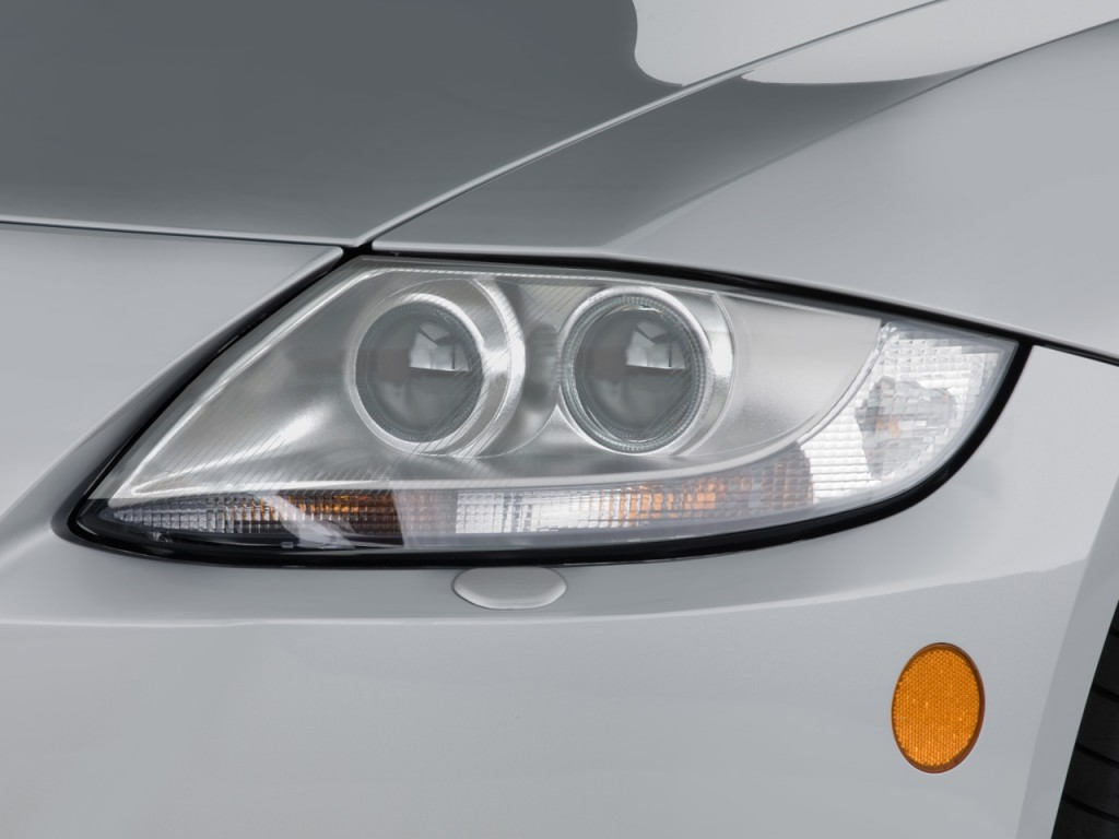 Image 2008 Bmw Z4 Series 2 Door Coupe M Headlight Size