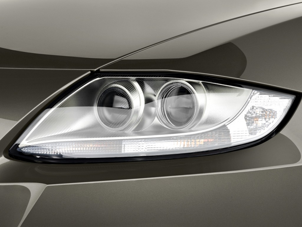 2008 Bmw X3 3.0 Si >> Image: 2008 BMW Z4-Series 2-door Roadster 3.0si Headlight, size: 1024 x 768, type: gif, posted ...