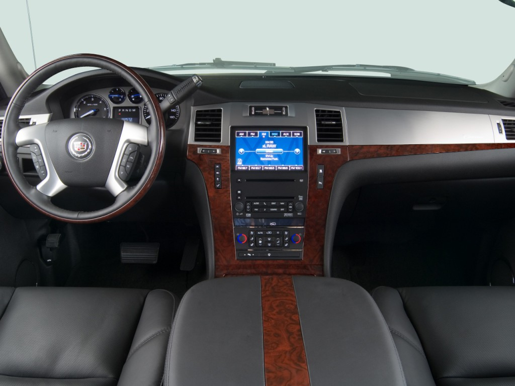2008 Cadillac Escalade EXT Pictures/Photos Gallery ...