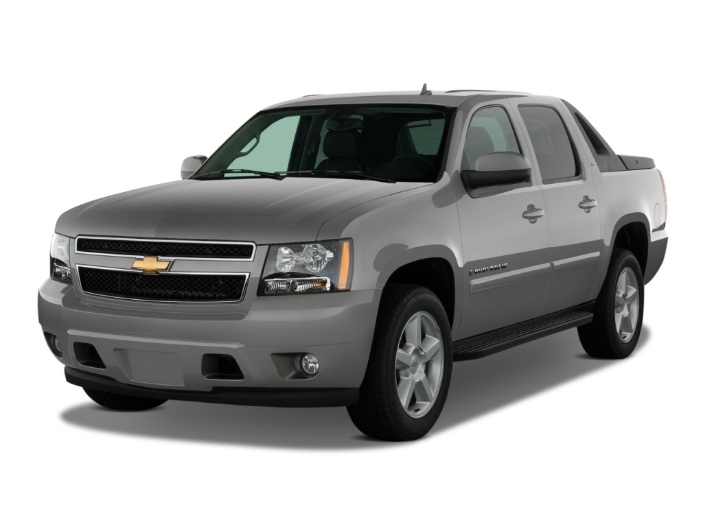 2008 Chevrolet Avalanche Chevy Pictures Photos Gallery