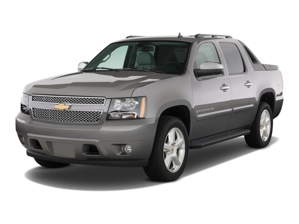 2008 chevrolet avalanche chevy pictures photos gallery. Black Bedroom Furniture Sets. Home Design Ideas