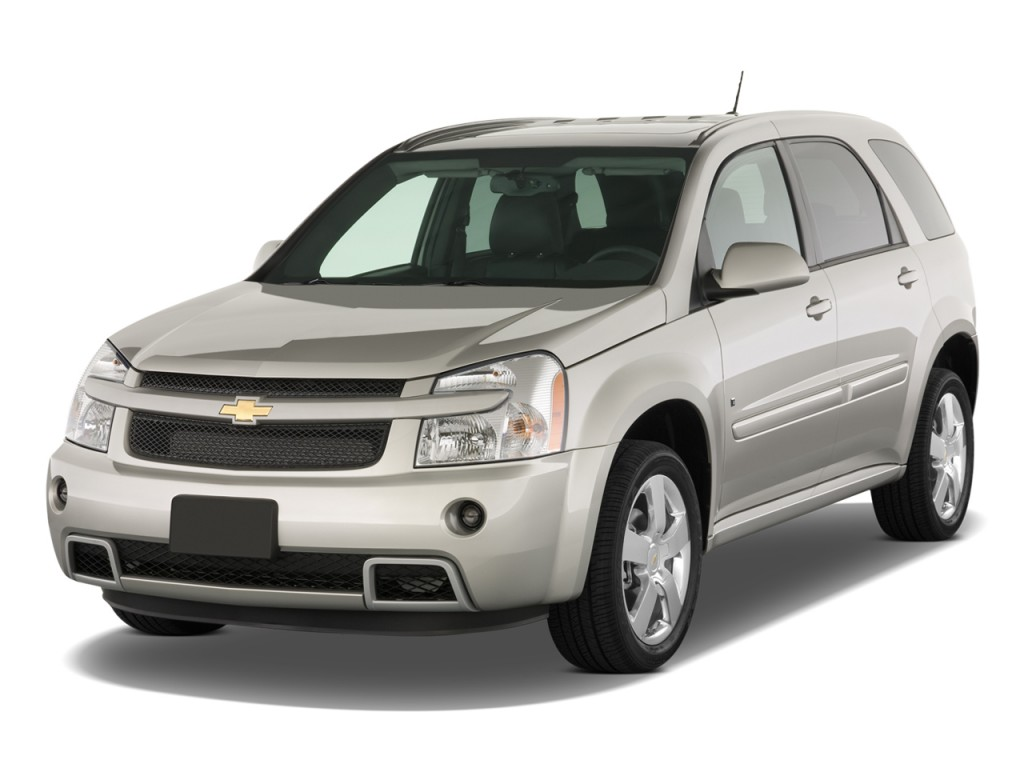 2008 chevrolet equinox chevy pictures photos gallery. Cars Review. Best American Auto & Cars Review