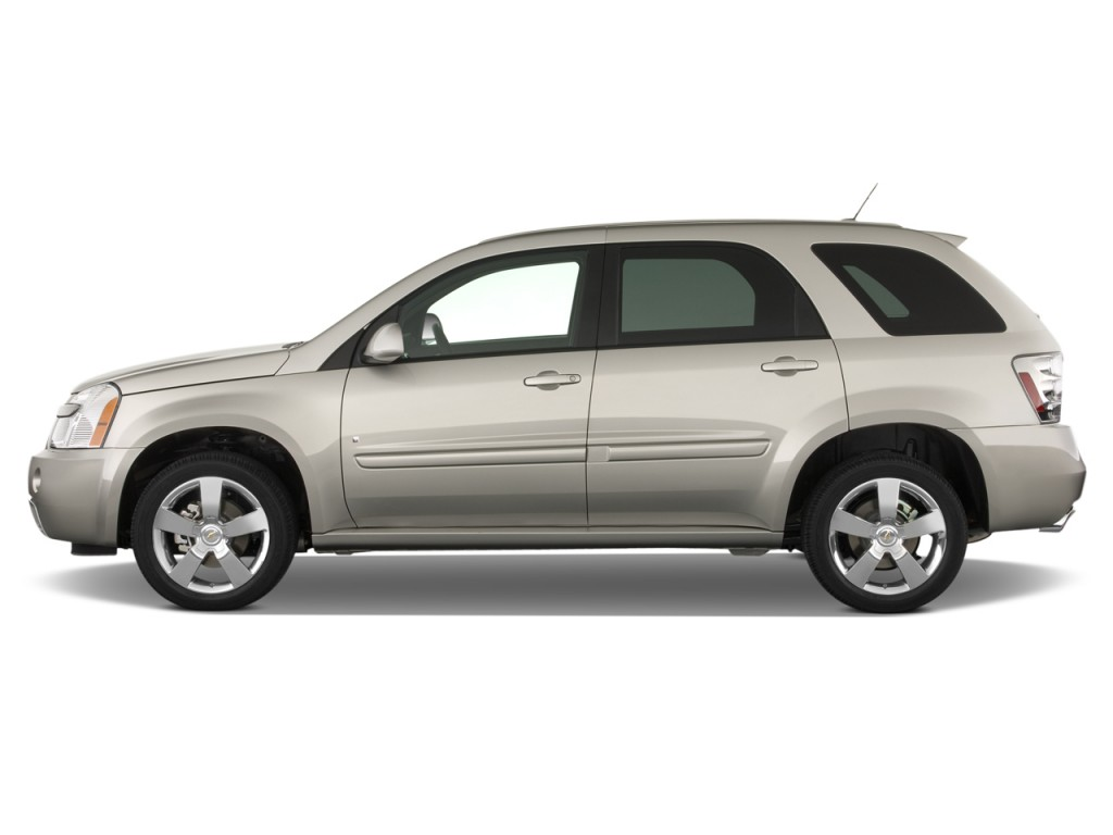 2010 Chevy Equinox LT AWD  YouTube
