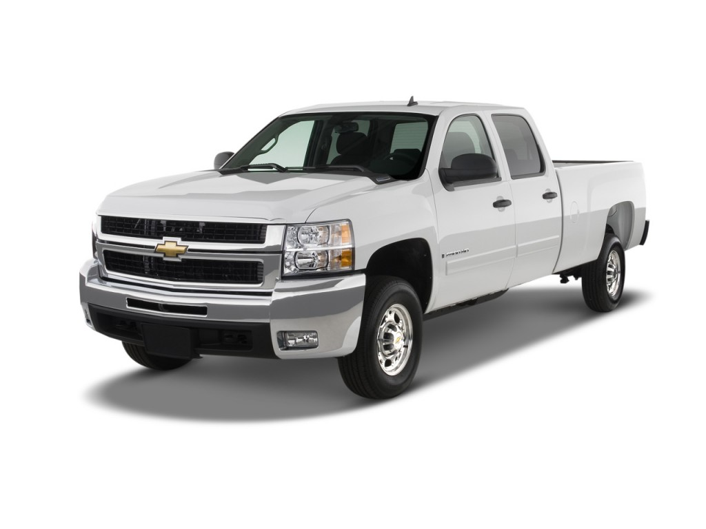 image 2008 chevrolet silverado 2500hd 2wd crew cab 167 lt w 1lt angular front exterior view. Black Bedroom Furniture Sets. Home Design Ideas